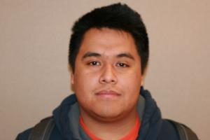 Irving Ruiz, District 9 Male